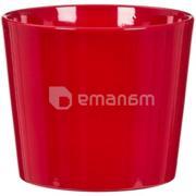Scheurich კერამიკული ქოთანი ყვავილებისთვის Scheurich 870/11 RED