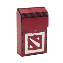 ხის ყუთი Dota