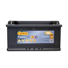 Centra აკუმულატორი Centra CA1000 FUTURA - CARBON BOOST 100 Ah A/h DIN