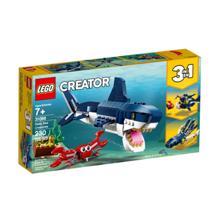 Lego კონსტრუქტორი - ზღვის არსებები