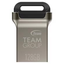 Team C162 3.2(3.1/3.0) DRIVE 128GB BLACK RETAIL ფლეშ მეხსიერება