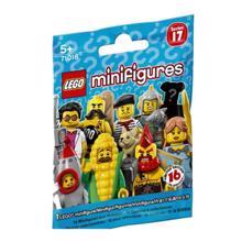 LEGO MINIFIGURES მინიფიგურების სერია 17