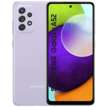 Samsung Galaxy A52 4/128GB Light Violet მობილური ტელეფონი