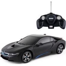 სათამაშო მანქანა დისტანციური მართვით R/C 1:18 BMW i8