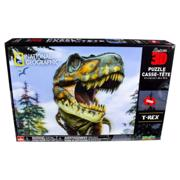 Puzzle: 3D: Nat Geo Kids: T-Rex 300pc − ფაზლი