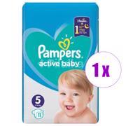 1 შეკვრა (11 ცალიანი) ბავშვის საფენი Pampers S5