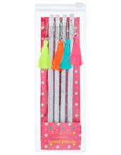 Monsoon Children 4 X TASSEL PENCILS