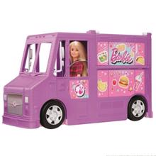 MATTEL Barbie Food Track ბარბის მანქანა