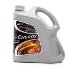 G-Energy ძრავის ზეთი F Synth 5W-40 4 ლ