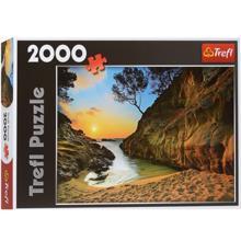 TREFL Puzzles Sunrise Costa Brava Spain ფაზლი