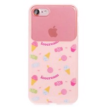 REMAX AM-003 for iphone 7 Pink ქეისი