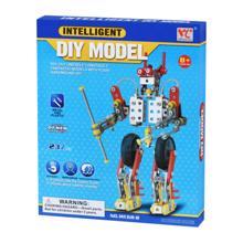 Same Toy ასაწყობი რობოტი მეტალის კონსტრუქციით