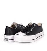 converse - CHUCK TAYLOR ALL STAR LIFT CLEAN - OX