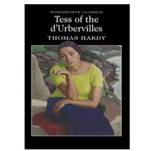 Bookmark Tess of the dUrbervi,  Hardy. T.