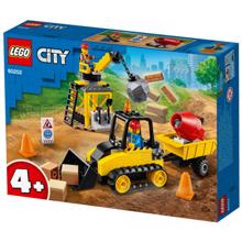 Lego CITY ბულდოზერი