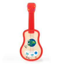 Hape magic touch ukulele ხის მუსიკალური ინსტრუმენტი უკულელე