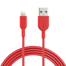 ANKER Powerline II USB to Lightning 3M მობილურის კაბელი