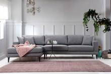 Cozy Home კუთხის დივანი Nordic Corner Left PRE-ORDER