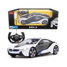Rastar R/C 1:14 BMW i8 დისტანციური მართვით და განთებით