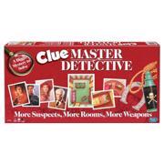 Clue: Master Detective სამაგიდო თამაში