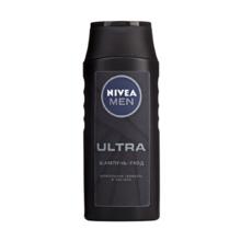 Nivea მამაკაცის შამპუნი Ultra 250 მლ