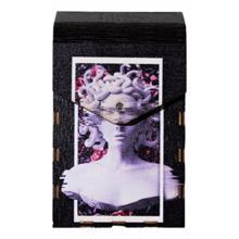 Tibox • ტიბოქს ხის ყუთი Medusa