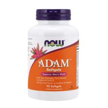 Now ADAM Men's Multivitamin ვიტამინი 90 აბი