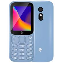 2E Mobile phone E180 2019 Dual SIM City Blue