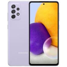 Samsung Galaxy A72 6/128GB Dual Sim LTE Violet მობილური ტელეფონი