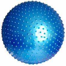 Sporty იოგას ბურთი მასაჟორით