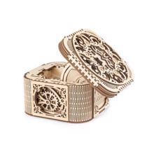 "UGEARS მოდელი ""საგანძური"" (Treasure Box)"