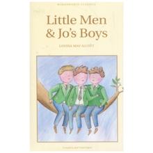 ბიბლუსი Little Men & Jo's Boys - ლუიზა მეი ოლკოტი