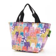 Eco Chic Multiple Cats Lunch Bag - ჩანთა
