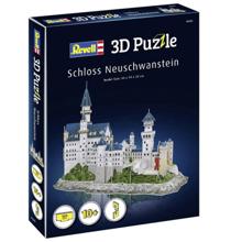 Revell 3D ფაზლი - Neuschwanstein Castle