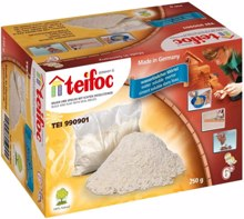 Teifoc სათამაშო სამშენებლო წებო