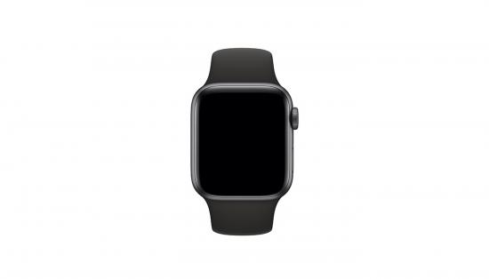 სმარტ საათის სამაჯური Apple 40mm Black Sport Band - S/M & M/L