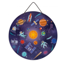 Janod შემეცნებითი სათამაშო - მზის სისტემა