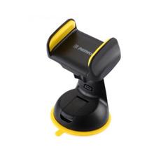 REMAX RM-C06 Black მობილურის სამაგრი ავტომობილისთვის