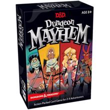 Dungeon mayhem სამაგიდო თამაში