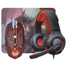 Defender DragonBorn MHP-003 Gaming Combo ყურსასმენი და მაუსი