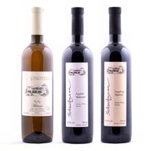 ღვინის ბიბლიოთეკა ღვინის შერეული ნაკრები #4