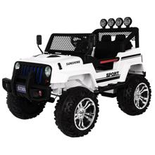 Jeep Wrangler საბავშვო ელექტრო მანქანა