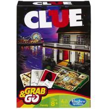 HASBRO HAS Clue სამაგიდო თამაში