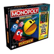 HASBRO Monopoly Arcade Pacman სამაგიდო თამაში