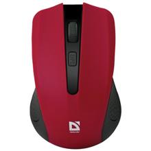 Defender Accura MM-935 Red მაუსი