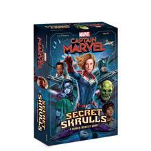 USAopoly  Captain Marvel Secret Skrulls სამაგიდო თამაში