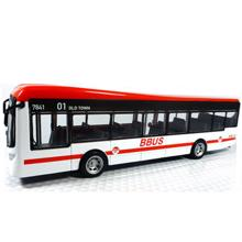 Bburago სათამაშო ლითონის მანქანა City Bus
