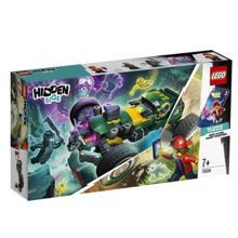 Lego HIDDEN SIDE  ზებუნებრივი საბრძოლო მანქანა