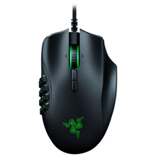 RAZER Naga Trinity USB Black Gaming მაუსი