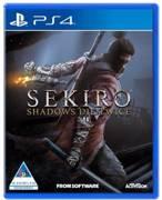 Sony PS4 SEKIRO SHADOWS DIE TWICE